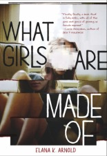 cover of What Girls Are Made Of